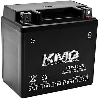 YTZ7S Battery For Yamaha 250 WR250X, R 2008-2012 Sealed Maintenance Free 12V Battery High Performance SMF Replacement Powersport Motorcycle ATV Scooter Snowmobile Watercraft