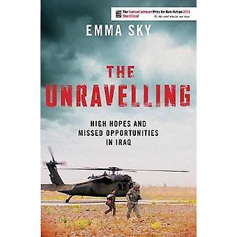 Emma Sky on Raivottanut suuria toiveita ja menettänyt mahdollisuutensa Irakissa
