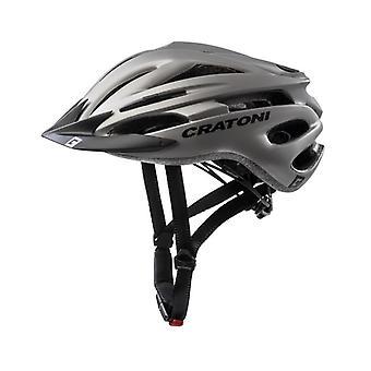 CRATONI PACER bike helmet / / matt anthracite