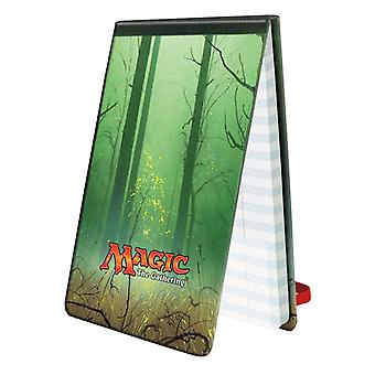 Ultra PRO Mana 5 Forest Life Pad Counter Note per Magic GREEN