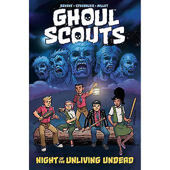 Ghoul partiolaiset - ilta Unliving Undead Jason hirssi - merkitse Ste