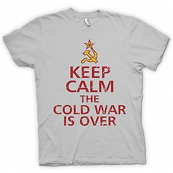 Детская футболка - это сохранять спокойствие холодная война над