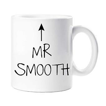 Mr Smooth mugg