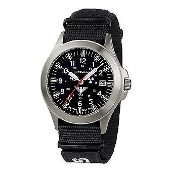 KHS orologi mens watch plotone titanio automatico KHS. PTA. NXT7