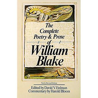 The Complete Poetry and Prose of William Blake