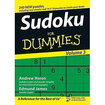 Sudoku voor Dummies: Volume 3