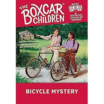 Sykkel Mystery (Boxcar barn)