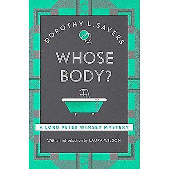 Dessen Körper?: Lord Peter Wimsey Buch 1