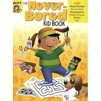 El libro de niño nunca aburrido, las edades 8-9