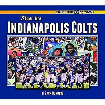 Rencontrer les Colts d'Indianapolis (ensemble sport)