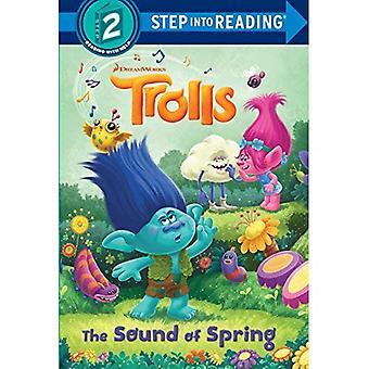 Het geluid van de lente (DreamWorks trollen) (stap in lezing)