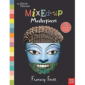 British Museum: Mixed-Up Masterpieces, Funny Faces (BM Mixed-Up Masterpieces)