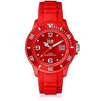 Unisex Ice-Watch, ICE für immer, rot, Größe S