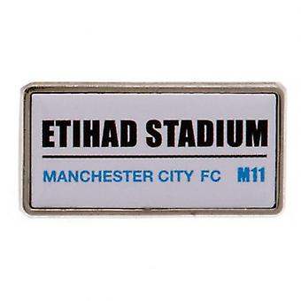 Manchester City Badge SS