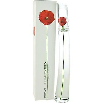 Kenzo Flower Eau de Toilette 100ml EDT Spray Refillable