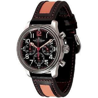 Zeno-watch reloj cronógrafo piloto NC 2020 9559TH-3-a15