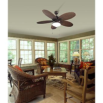 Deckenventilator Phuket Brown 132cm/52
