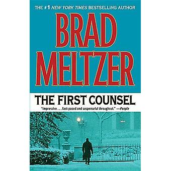 The First Counsel by Brad Meltzer - 9780446543538 Book