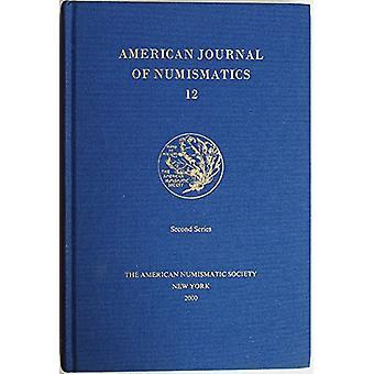 American (AJN 12) Journal of Numismatics (2000) - 9780897222822 Book