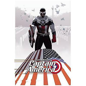 Captain America - Sam Wilson Vol. 3 - Civil War II by Angel Unzueta - D