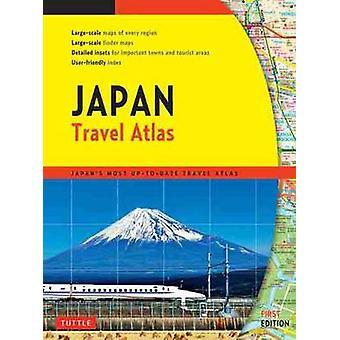 Japan Travel Atlas by Tuttle Publishing - 9784805309667 Book