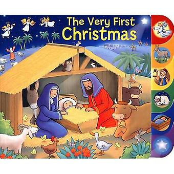 The Very First Christmas by Lori C Froeb - Steve Cox - 9780825455568