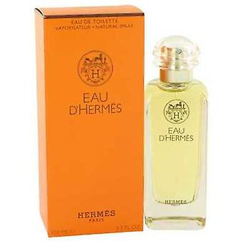 Eau D'hermes de Hermes Eau De Toilette Spray 3.4 Oz (hommes) V728-416411
