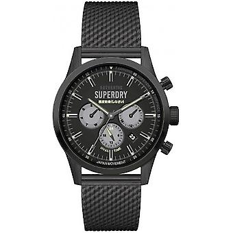 Superdry Women,Men, Unisex Watch SYG256BM