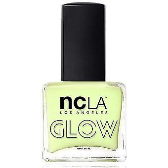 ncLA Los Angeles Nail Polish Collection Fashion Nail Lacquer - Glow 15ml