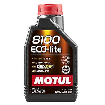 Motul 108212 Synthetic Engine Oil