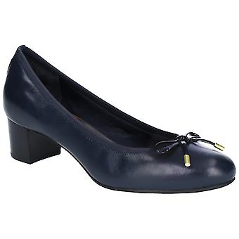 Rockport Womens Total Motion Gitty Luxe Bow Shoe Saphire