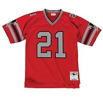 Mitchell & Ness Nfl Atlanta Falcons Deion Sanders 1989 Red Legacy Jersey