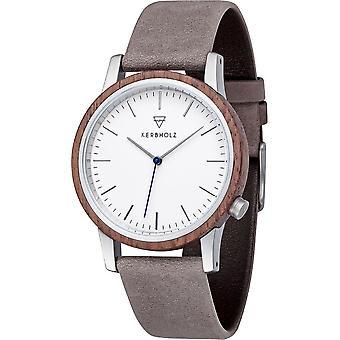 Kerbwood - Wristwatch - Unisex - Walter - 4251240410050