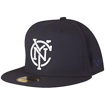 New Era 59Fifty Fitted Cap - MLS New York City FC