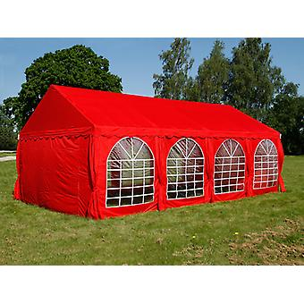 Partytent UNICO 4x8m, Rood