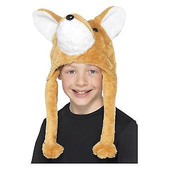 Pour enfants garçons filles Fox chapeau accessoire déguisements