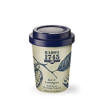 Salt & lemongrass body scrub - 280ml