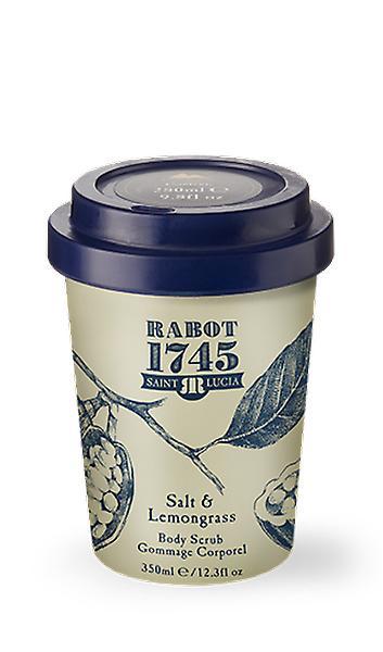 Salt & lemongrass body scrub 280ml