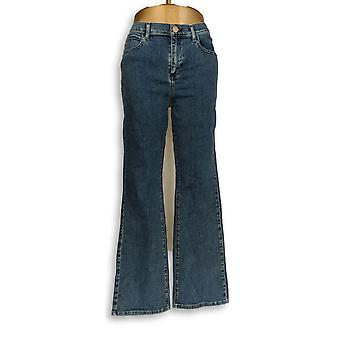 BROOKE SHIELDS Timeless Women's Jeans Boot-Cut Blue A349888