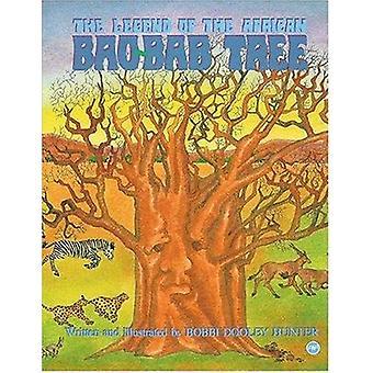 The Legend of African Bao-bab Tree by Bobbi Dooley Hunter - 978086543