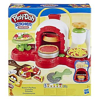 Play-Doh Spin N Top Pizza Toy