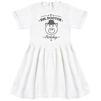 Evil Doctor Porkchop - Baby Dress