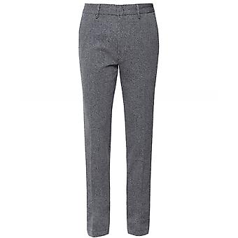 Boss Slim Fit Mouliné Twill Kaito1 Trousers