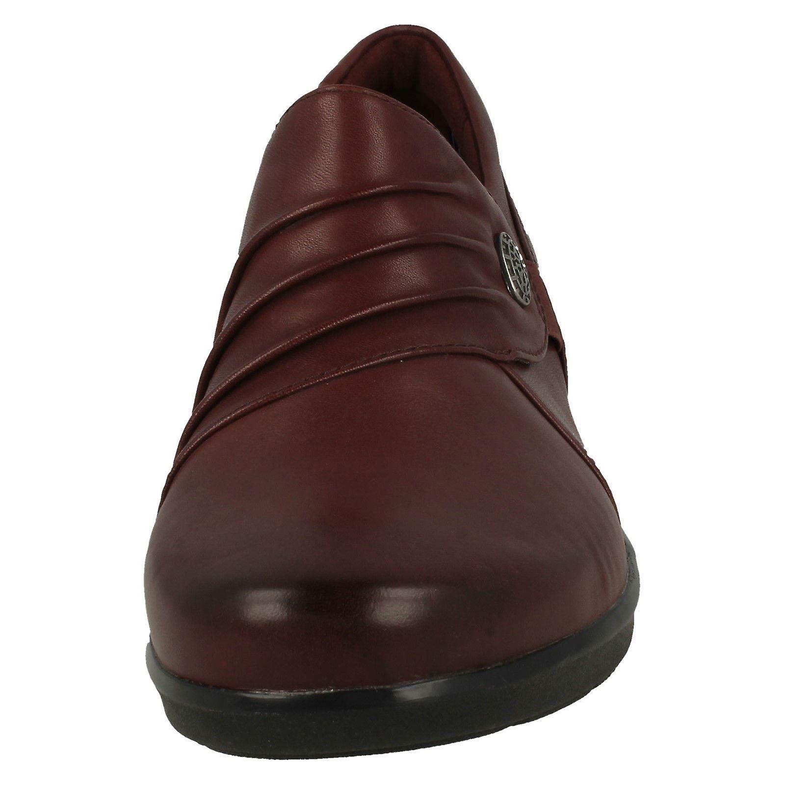 Ladies Clarks Wedge Heel Shoes Hope Roxanne