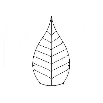 Garden Pride Wall Mounted Leaf Trellis