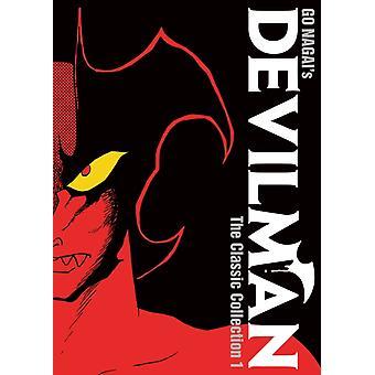 Devilman den klassiska kollektionen Vol. 1 av Go Nagai