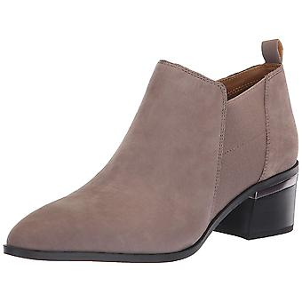 Franco Sarto Womens Arden Leather Closed Toe Ankle Fashion Boots