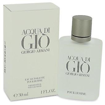 Acqua di gio eau de toilette spray by giorgio armani   416540 30 ml