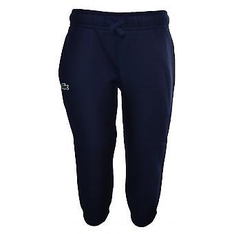 Lacoste Boys Lacoste Kids Navy Blue Jogging Bottoms