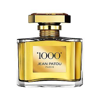 Jean Patou 1000 Eau de Toilette Spray 75ml